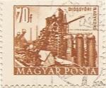 Stamps Hungary -  DIOSSYORI