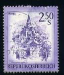 Stamps Austria -  ciudad de murau