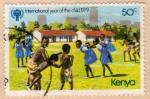 Stamps Africa - Kenya -  1979 Año internacional del niño