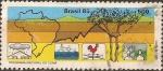 Stamps Brazil -  Programa Nacional del Clima