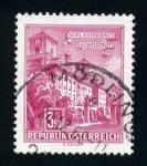 Sellos de Europa - Austria -  castillo esterhazy
