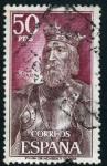 Sellos de Europa - España -  Fernan González