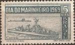 Stamps Brazil -  Dia del Marinero