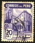 Sellos del Mundo : America : Perú : El Banco Industrial de Perú. Ley 7695.