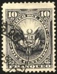 Sellos del Mundo : America : Perú : Escudo de Perú.