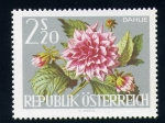 Sellos de Europa - Austria -  dalia