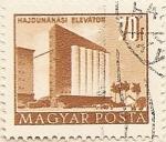 Stamps Hungary -  HAJOUNÁNÁSI ELEVÁTOR