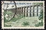Sellos de Europa - Francia -  Viaducto