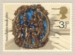 Sellos de Europa - Reino Unido -  Christmas 1974