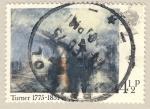 Stamps United Kingdom -  Birth Bicentenary of J.M.W. Turner