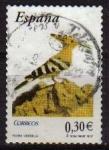 Sellos de Europa - España -  ESPAÑA 2007 4300 Sello Flora y Fauna Pájaros Aves Abubilla Usado
