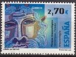 Stamps : Europe : Spain :  ESPAÑA 2009 4470 Sello Arqueología Parque Arqueologico Carranque Toledo Usado