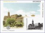 Stamps Spain -  ESPAÑA 2002 ED-77 Sello Nuevo Prueba de Lujo Castillo Calatorao