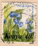 Stamps Africa - Kenya -  1983 Flores