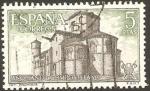 Stamps Spain -  2070 - Año Santo Compostelano, iglesia de san martin (fromista)