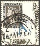 Stamps Spain -  2033 - Día mundial del sello