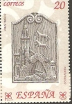 Stamps of the world : Spain :  3066 - artesania española en hierro, trasfuego