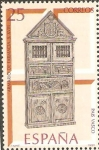 Stamps of the world : Spain :  3127 - artesania española, muebles, armario de farmacia