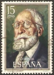 Stamps : Europe : Spain :  2030 - Ramón Menéndez Pidal