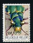 Sellos de Europa - Bélgica -  Aniversario del zoo