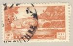 Stamps Asia - Lebanon -  puente arabe