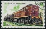 Sellos de America - Cuba -  Ferrocarril