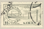 Stamps Lebanon -  energia electrica