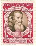 Sellos de Europa - Vaticano -  Concilio de Trento