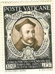 Stamps Vatican City -  Concilio de Trento