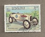 Sellos de Asia - Laos -  Blitzen Benz
