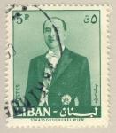 Stamps Lebanon -  Politico