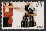 Sellos de Europa - España -  Bailes populares - La isla