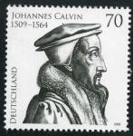 Sellos de Europa - Alemania -  Calvino