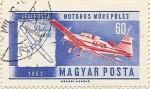 Stamps Hungary -  MOTOROS MUREPULES
