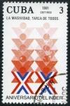 Sellos de America - Cuba -  Aniversario YNDER