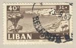 Stamps Lebanon -  Bahia de Maameltein