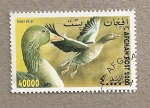 Stamps : Asia : Afghanistan :  Anser anser