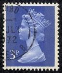 Stamps United Kingdom -  Isabel II