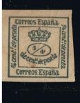 Stamps Europe - Spain -  Edifil  nº  115  Corona Real  Reinado de Amadeo I