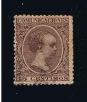 Sellos de Europa - España -  Edifil  nº  191    Alfonso XIII