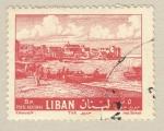 Stamps Lebanon -  Tyr