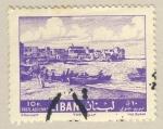 Sellos de Asia - Líbano -  Tyr