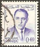 Sellos de Africa - Marruecos -  hassan II