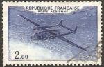 Stamps France -  Avión Noratlas
