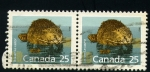 Sellos de America - Canadá -  Castor