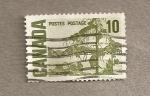 Sellos de America - Canadá -  Plantas