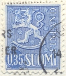 Stamps Finland -  SUOMI