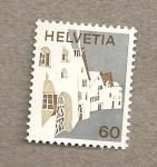 Stamps Switzerland -  Calle