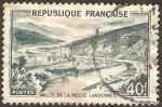 Stamps France -  Valle de Meuse