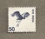 Stamps India -  Grulla